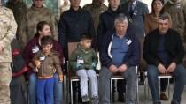 Elazığ'da Şehit Asker İçin Tören