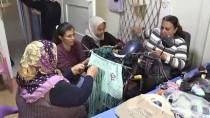 Engelliler İŞKUR Sayesinde 'Makrome' Öğreniyor