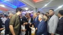 YÜZ YÜZE - İçişleri Bakanı Soylu, Gaziosmanpaşa'da Ünyeliler İftar Programına Katıldı