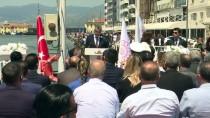 KIYI EMNİYETİ - İzmir'de Zübeyde Hanım Müze Ve Eğitim Gemisi Hizmete Açıldı