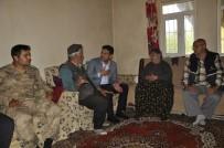 Kaymakam Şahin'den Şehit Annelerine Ziyaret