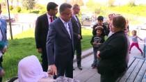 ŞEHİT ANNESİ - Oktay'dan Yeni Zelanda Şehidinin Ailesine Ziyaret