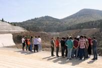 SAÜ'lü Öğrencilerden ADASU HES Ve Akçay Barajına Ziyaret