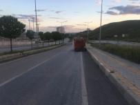 Trafik Kazasında 4 Kişi Yaralandı