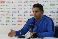 GIRESUNSPOR - Ümit Özat Açıklaması 'Play-Off'u Son Ana Kadar Kovalayacağız'