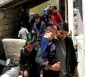 KAÇAK GÖÇMEN - Van'da 219 Kaçak Göçmen Yakalandı