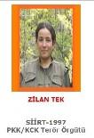 ZILAN - 600 Bin TL Ödülle Aranan Kadın Terörist Ölü Ele Geçirildi