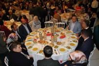 AK Parti'de STK Ve Şehit Aileleriyle Gönül İftarında Buluştu