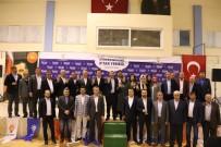 AK Parti Korkuteli Teşkilatı İftarda Bir Araya Geldi