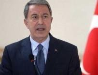 GENELKURMAY BAŞKANI - Bakan Akar'dan 'Deniz Kurdu' mesajı