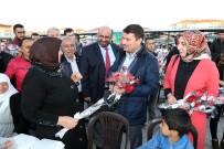 Aksaray'da 3 Mahalle Belediyenin İftarında Buluştu