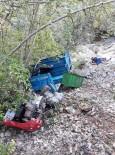 Anamur'da Çapa Motoru Devrildi Açıklaması 2 Ölü, 1 Yaralı