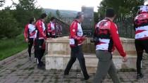 SUBAŞı - 'Ata'nın İzinde 19 Günde 1919 Kilometre Pedallıyoruz' Projesi