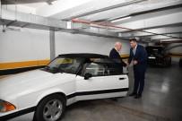 DEVLET BAHÇELİ - Bahçeli, Mustang Marka Aracını Kayseri Milletvekili Ersoy'a Hediye Etti