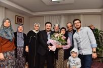 ŞEHİT ANNESİ - Başkan Avcı'dan, Şehit Ailesine Ziyaret
