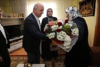 Başkan Bıyık, Şehit Annelerini Ziyaret Etti