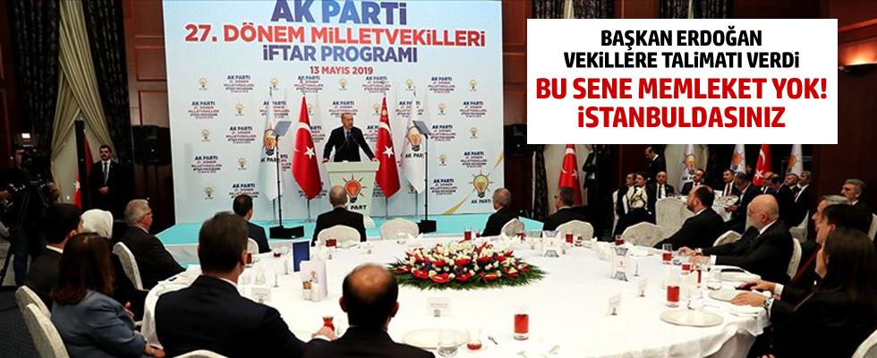 İstanbul'da olacaksınız!