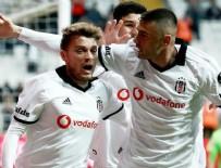 KENDİ KALESİNE - Beşiktaş şampiyonluk yarışını bırakmadı!