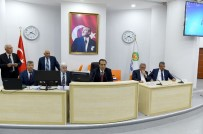 VERGİ DAİRESİ - Büyükşehir Meclisi Mayıs Toplantısını Tamamladı