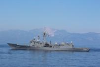 ALBATROS - Deniz Kurdu-2019 Tatbikatı'nda Hedefler Başarıyla İmha Edildi