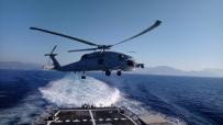 ALBATROS - Deniz Kurdu 2019 Tatbikatı'nın Akdeniz Etabı Başladı