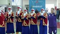 ŞEHİT POLİS - Engelliler Spor Şenliğinde Eğlendi