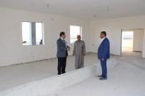 AHMET ÇAKAR - Haliliye'de Taziye Evi Yapım Çalışmaları Sürüyor