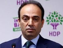 ŞANLIURFA MİLLETVEKİLİ - HDP'li Osman Baydemir'e 6 yıl hapis istemi