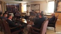 KÖY KORUCUSU - İşten Çıkarılan Şehit Yakınları İçin Şehit Ve Gazi Birlik-Sen Yönetimi Mardin'de