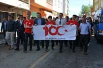 Kabadüz'de Gençlik Yürüyüşü