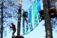 GÖKKUŞAĞI - Macera Park Eğlence Tutkunlarını Bekliyor
