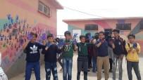 Mardin'de Öğrencilerin 'Kuş Köyü' Hayali Gerçek Oldu