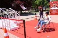 BEDENSEL ENGELLİ - Medical Park'tan Engelli Empati Alanı