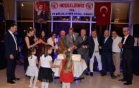 FARUK GÜNAY - Meslekte 25. Yılını Dolduran Eczacılara Plaket