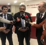 DEVLET BAHÇELİ - MHP Genel Başkan Yardımcısı Yıldız Açıklaması 'Hızını Alamadılar 1946 Seçimlerinde De İptal Yoluna Gitselerdi'