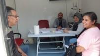 KOLON KANSERİ - Mobil Sağlık Tırı Burhaniye'de