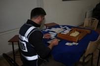 Nevşehir'de Kumar Ve Tombala Operasyonu