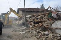 (Özel) Acıpayam'daki Depremzedelere Ev Müjdesi