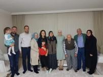 ŞEHİT BABASI - Şehit Ailesiyle İftar Yaptılar