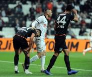 MUSTAFA PEKTEMEK - Spor Toto Süper Lig Açıklaması Beşiktaş Açıklaması 1 - Aytemiz Alanyaspor Açıklaması 1 (İlk Yarı)