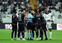 MUSTAFA PEKTEMEK - Spor Toto Süper Lig Açıklaması Beşiktaş Açıklaması 2 - Aytemiz Alanyaspor Açıklaması 1 (Maç Sonucu)