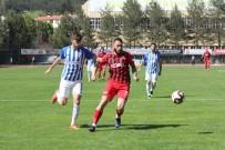 TFF 2. Lig Play-Off Çeyrek Final Açıklaması  Kastamonuspor 1966 Açıklaması 1 - Sarıyer Açıklaması 1