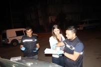 ANASTASİA - Turistlerin Hırsızlık Tezgahını Polis Bozdu