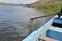 AVCILIK - Yamula Barajı'ndan Sahipsiz 2 Bin 600 Metre Misina Ağ Toplandı