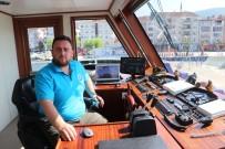 Yaşlı Kadının Hayatını Kurtaran Kahraman Gemi Kaptanı O Anları Anlattı