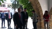 MUSTAFA AKINCI - Akıncı Hükümeti Kurma Görevini Tatar'a Verdi