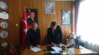 Aslanapa Belediyesi İşçileri İçin Sözleşme İmzalandı