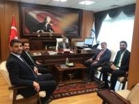 Başkan Kocaman Ankara'da Temaslarda Bulundu
