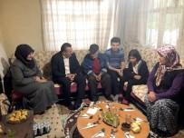 Başkan Tutal, İftarını Coşkun Ailesiyle Birlikte Açtı