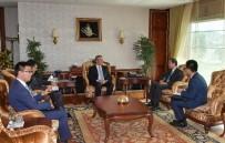 ÇIN HALK CUMHURIYETI - Başkan Yavaş'a, Büyükelçilerin 'Tebrik Ziyaretleri' Sürüyor